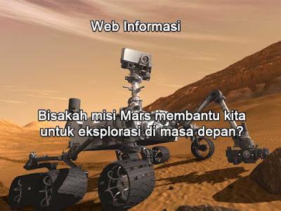 Eksplorasi planet Mars
