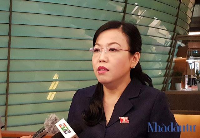 Bà Nguyễn Thanh Hải sẽ thay ông Trần Quốc Tỏ làm Bí thư Tỉnh ủy Thái Nguyên?