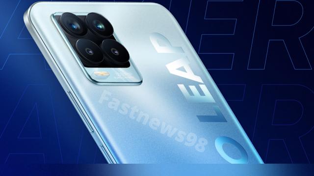 Best camera phone Realme 8 Pro