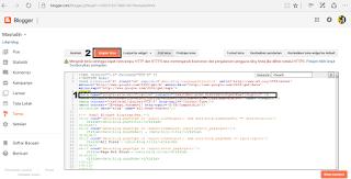 Daftar dan memsang google webmaster tool pada sebuah blog khususnya blogspot