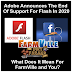 Adobe Announces The End Of Flash - What It Means For FarmVille and You