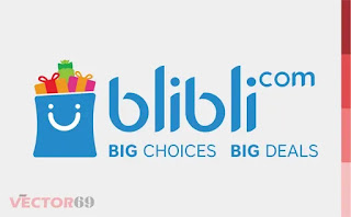 Logo BliBli - Online Mall - Download Vector File PDF (Portable Document Format)