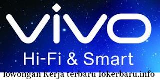 Loker terbaru Vivo