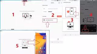 أفضل طريقة لعكس شاشة هاتف على الحاسوب (عرض شاشة الهاتف على الحاسوب ) والعكس