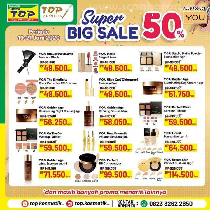 Promo Jsm Super Top Weekend Terbaru Scanharga