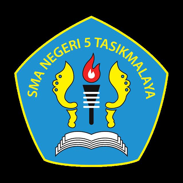 logo sma negeri 5 tasikmalaya