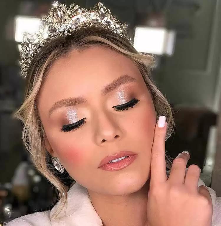 best wedding day makeup