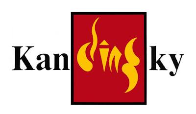 logotipo para exposición Kandinsky