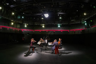 Music in the Round's Ensemble 360 at the Crucible, Sheffield