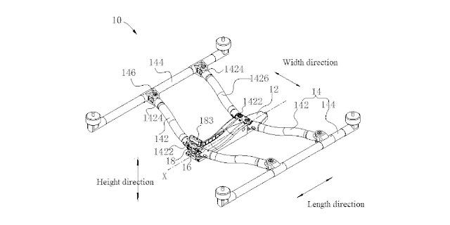 Leak: In arrivo un nuovo drone DJI