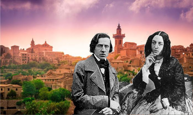 Maiorca-George-Sand-Frédéric-Chopin