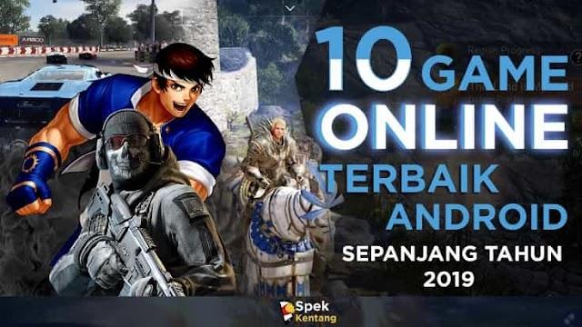 10 Game Online Terbaik di Android Sepanjang Tahun 2019 Grafik HD