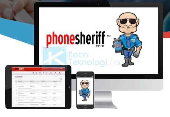 Phone Sheriff adalah salah satu aplikasi mata-mata WhatsApp terbaik untuk Android yang ditargetkan untuk orang tua. Ketika saya pertama kali melihatnya, saya sedikit kecewa dengan situs web mereka yang memiliki beberapa font yang tidak biasa dan desain yang buruk. Namun, fitur mereka ternyata bisa dibilang cukup hebat dalam urusan sadap menyadap.