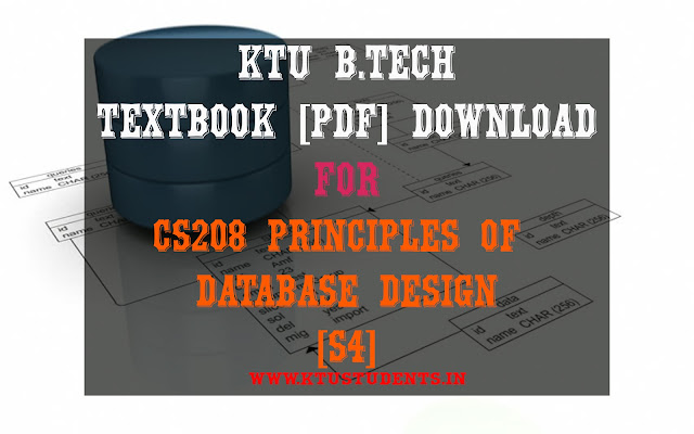 ktu cs208 textbook download pdf