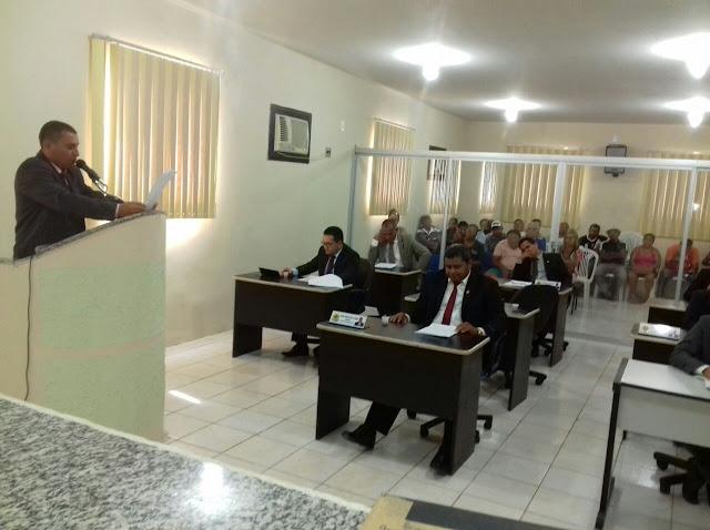 Atenção Concurseiros! Câmara Municipal aprova concurso público com 120 vagas na prefeitura de Mata Roma.