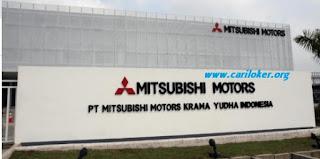 Loker Terbaru PT Mitsubishi Motors Krama Yudha Indonesia Oktober 2019