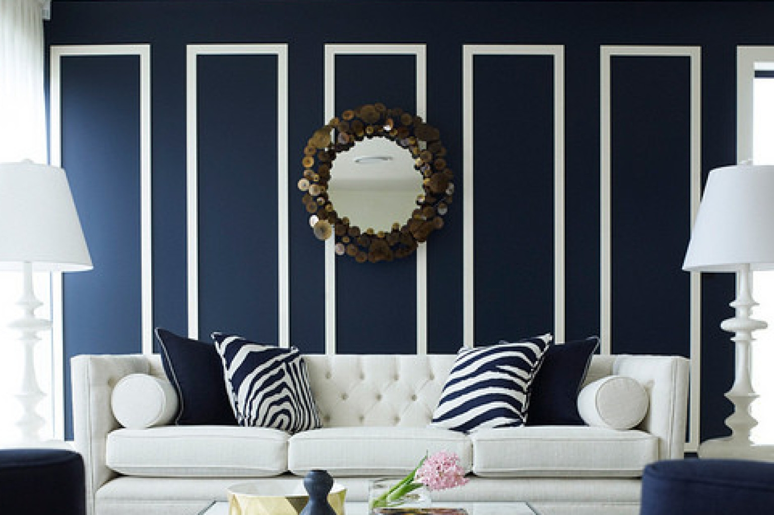 Relaxing Paint Colors For Living Room