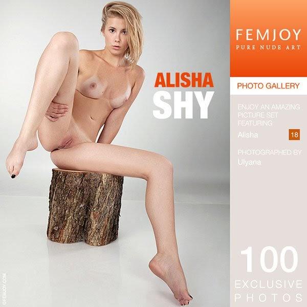 [FEdf] Alisha - Shy
