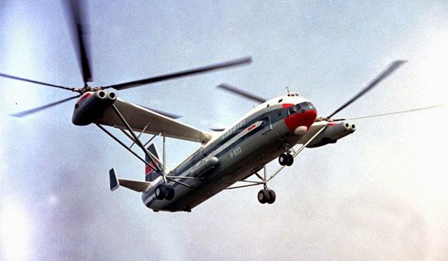 Helikopter Mil V-12