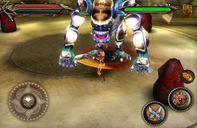 Tehra Dark Warrior ISO PSP