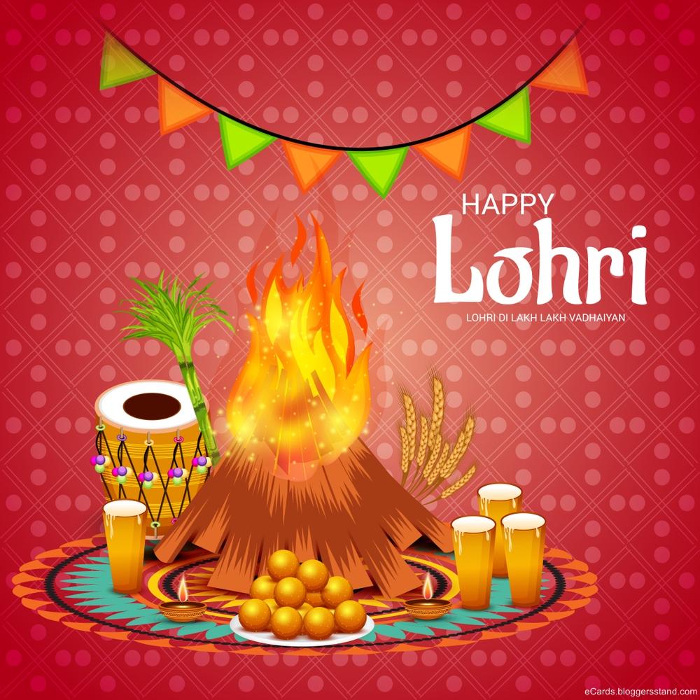 Best happy lohri 2021 messages status