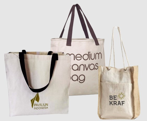 Tote Bag, Goodie Bag Atau Tas Blacu