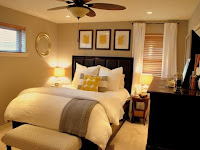 kleine Meister Schlafzimmer Ideen Farben Wandgestaltung