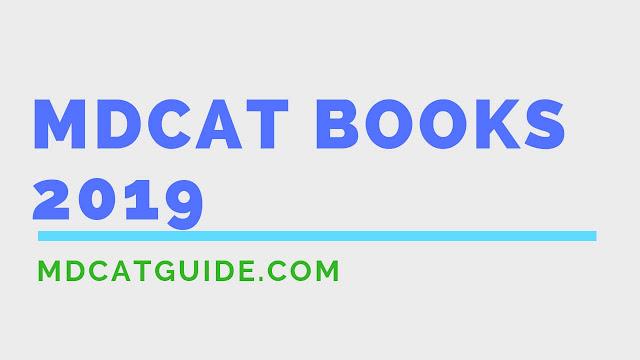 MDCAT Books 2019