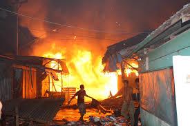 Lagi, Kebakaran di Pulau Tengah, 1 Rumah Nyaris Ludes