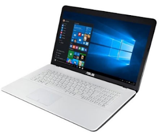 Asus F751S Drivers Windows 8.1 64bit and Windows 10 64bit