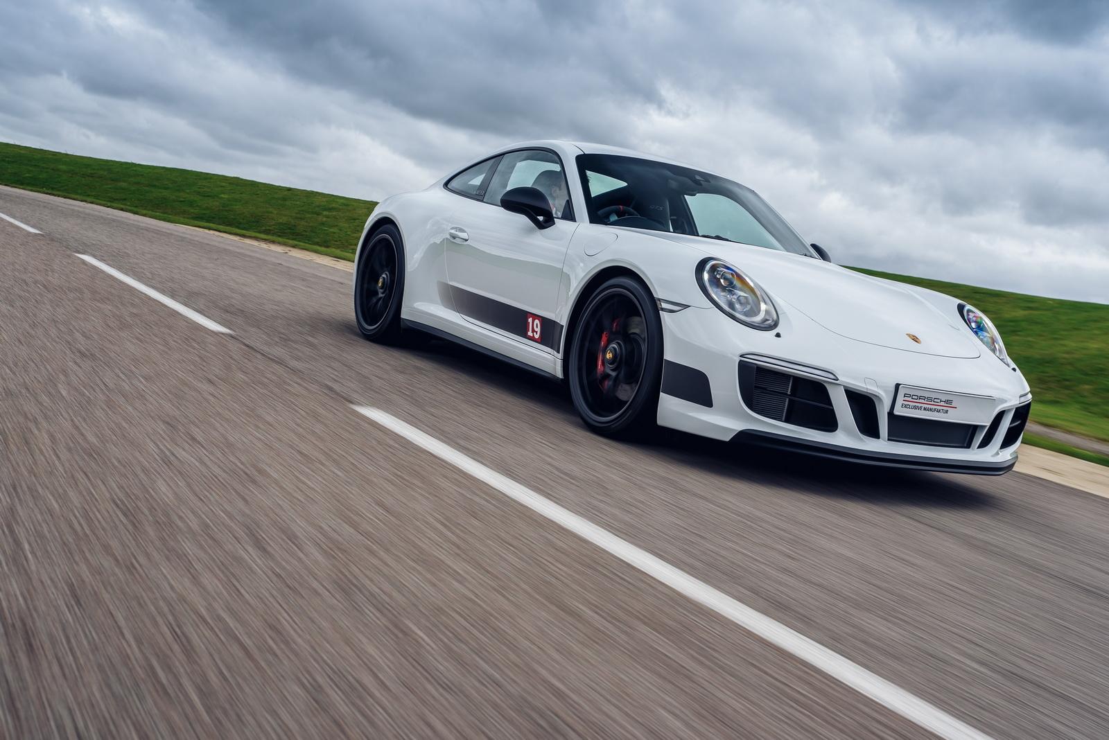 Porsche Launches Limited 911 Carrera 4 Gts British