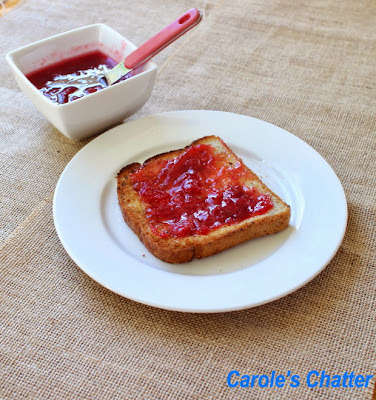 Plum Plus Jam by Carole's Chatter