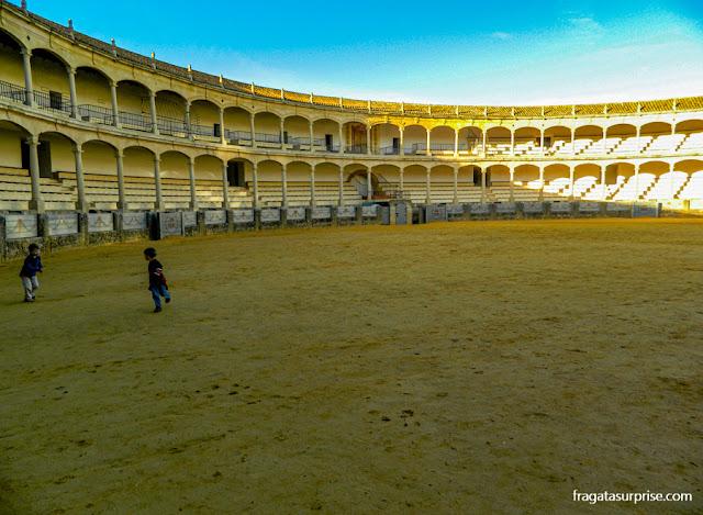 Praça de Touros de Ronda, Andaluzia