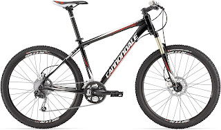 Bicycle Recovered - Cannondale Trail SL4