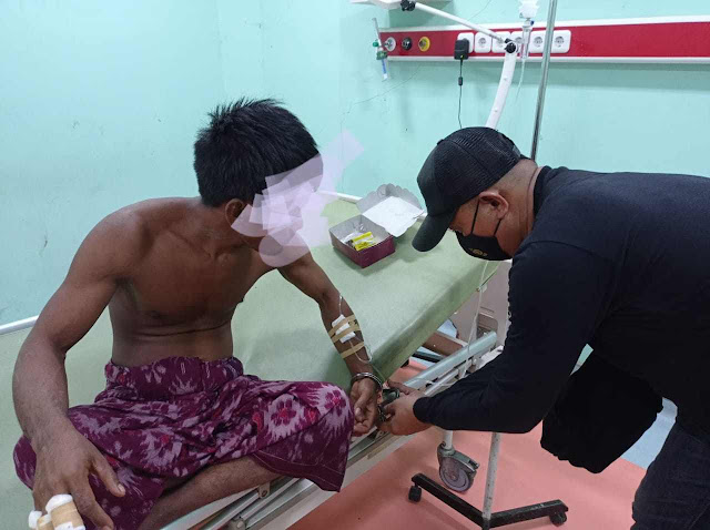 Polres Loteng Amankan Terduga Pelaku Pembunuhan di Desa Mangkung