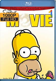 Los Simpson La Pelicula[2007] [1080p BRrip] [Latino- Ingles] [GoogleDrive] LaChapelHD