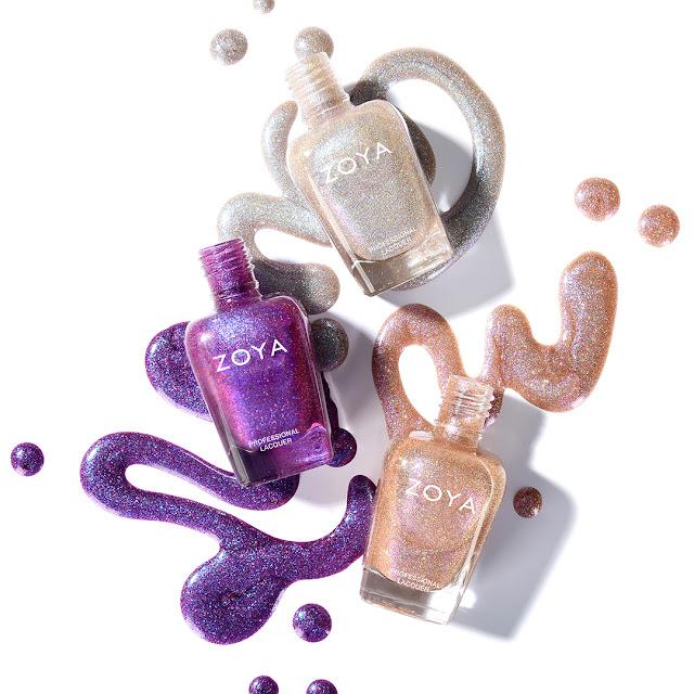 Zoya Cosmic Pop Limited Edition Trio