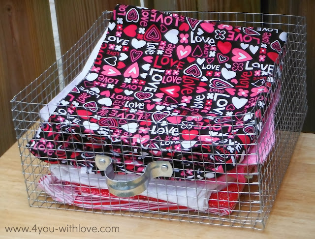 Wire Basket Drawer Tutorial
