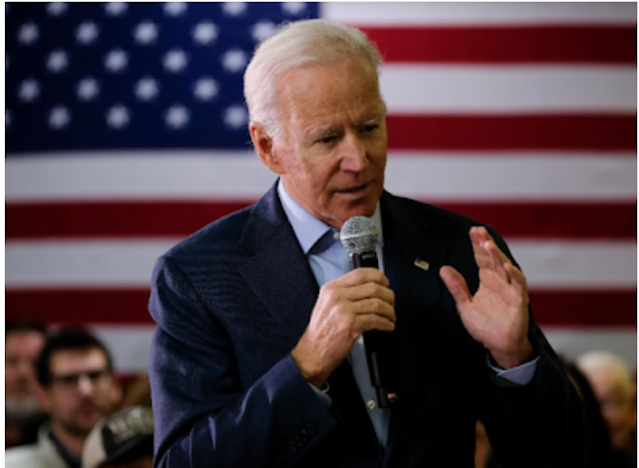Blacks would have been handled unfairly if they attacked U.S. Capitol – Biden