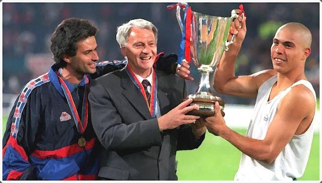 Bobby Robson José Mourinho Ronaldo Barcelona