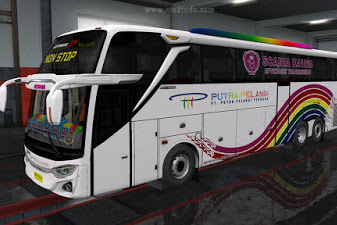 Mod Livery Jetbus 3 Chassis 2542 Series