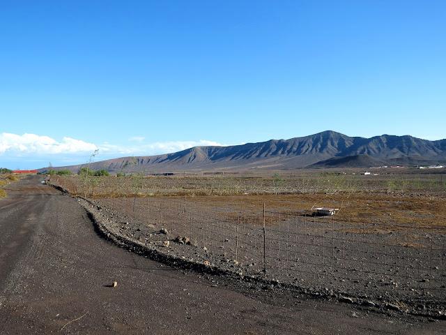 Reserva de El Jarde - Fuerteventura