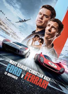 مشاهدة فيلم Ford v Ferrari 2019 مترجم