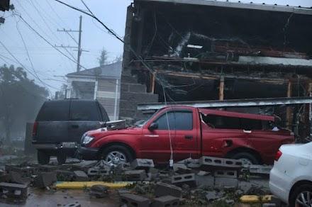 Λουιζιάνα: Πάνω από 1 εκατ. άνθρωποι έχουν μείνει χωρίς ηλεκτρικό εξαιτίας του τυφώνα Άιντα