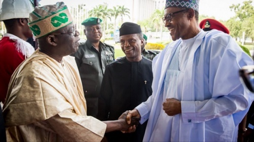 President Buhari and Bola Tinubu's Blindspots - Reno Omokri Pens Another Thought-Provoking Piece