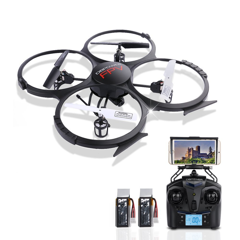 chip 39 s reviews dbpower rc quadcopter with hd camera. Black Bedroom Furniture Sets. Home Design Ideas