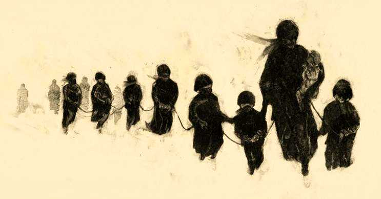 Tüm çocuklar sağ salim evlerine ulaşmayı başardı ve hiçbir zarar görmediler.