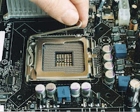 Cara Memasang Processor dengan Baik dan Benar