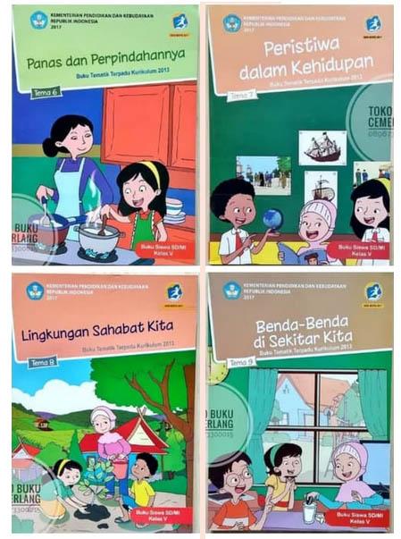 Soal Tema 6 Kelas 5 Panas Dan Perpindahannya : kelas, panas, perpindahannya, Lengkap, Kunci, Jawaban, Tematik, Kelas, Ruanganbaca