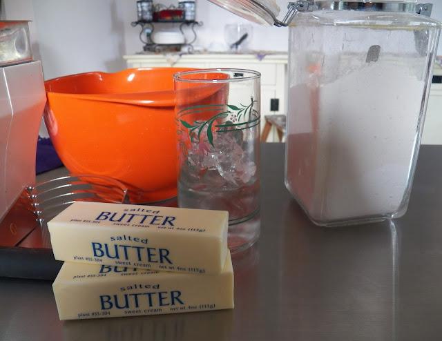 Shortcrust Pastry fixins